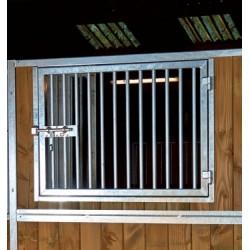 Kit amovible fenêtre ouvrante barraudée sur chassis