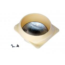 1 coupelle + adaptateur ( pour Polytherme hors-gel )