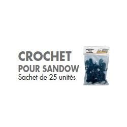 Crochet Sandow chevaux La Gee
