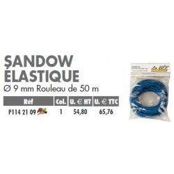 Sandow elastique pour chevaux la gée
