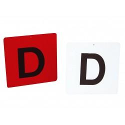 Jeux de lettres de maniabilité ABCD