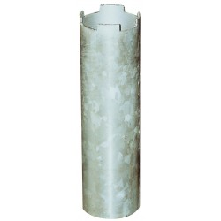 Barrière herbage Douille pour poteau la gée