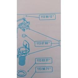 Sachet de joints pour mecanisme à  niveau contant