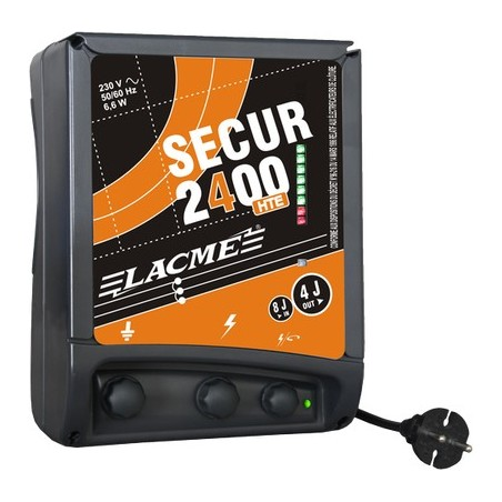 SECUR 2400HTE electrificateur
