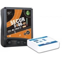 Pack L box SECUR 2400 RF elecrtificateur