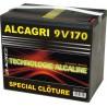 Pile Alcagri 9V / 170 Ah