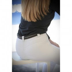 "CEINTURE PENELOPE ""POINT SELLIER"""