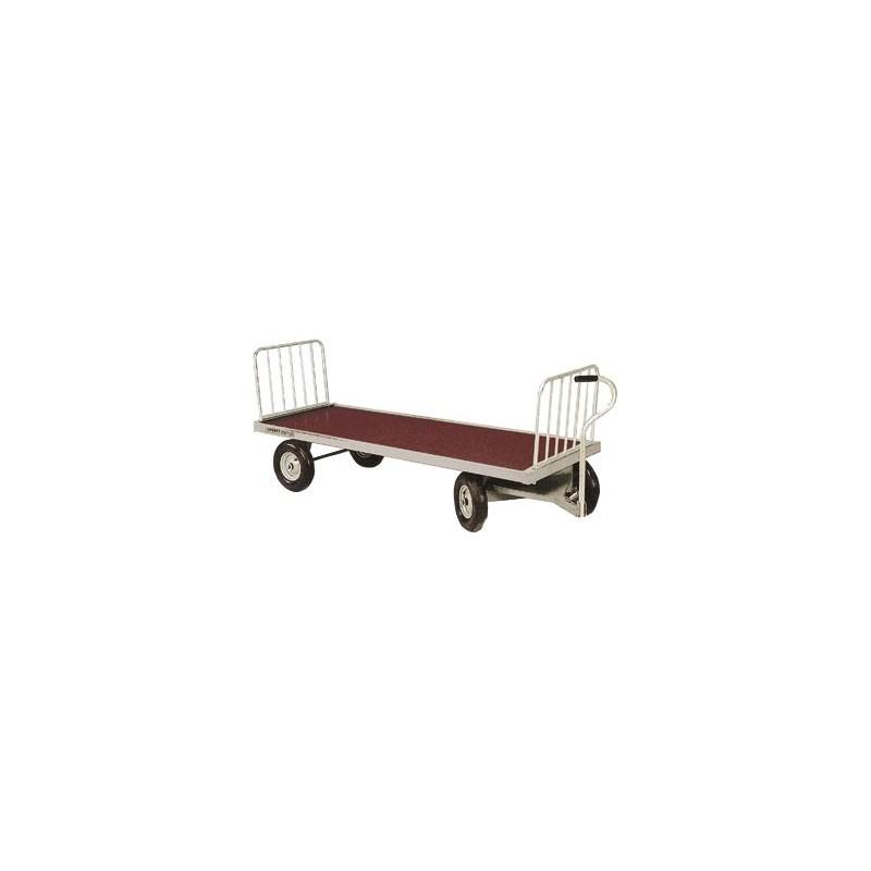 4 Wheels trolley