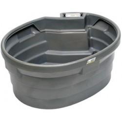 bac à eau chevaux prairie Superbac Oval 450 L  la gee