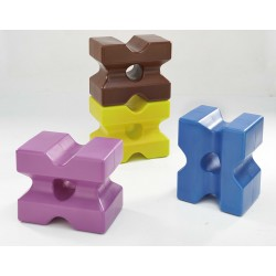 Cubes d'obstacles