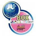 MALLE DE PANSAGE Box Colors XL La Gée
