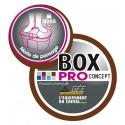 Malles de pansage Box Pro XL chevaux La Gée